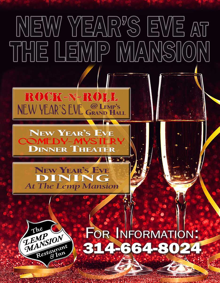 New Year S Eve The Lemp Mansion St Louis Missouri