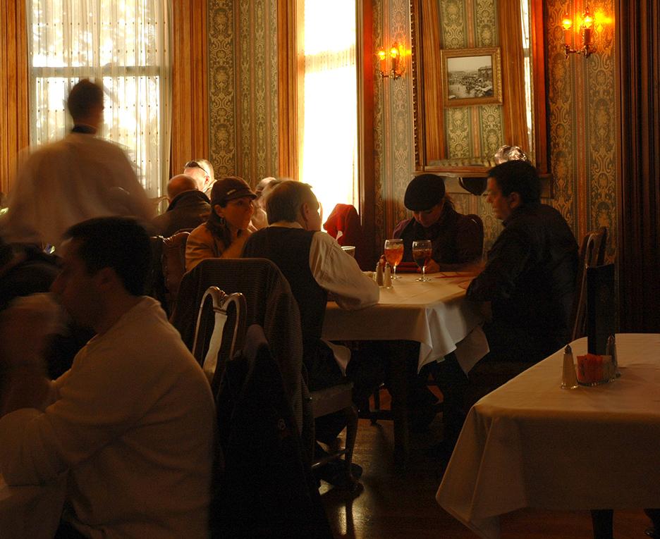 Restaurant / The Lemp Mansion // St. Louis, Missouri, 63118 // 314